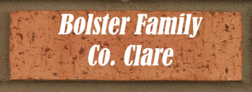 Bolster Family