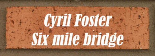 Cyril Foster