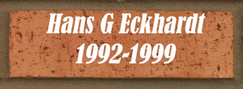 Hans Eckhardt