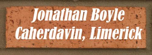Jonathan Boyle