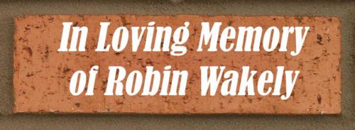 Robin Wakely