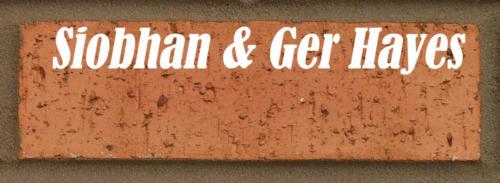 Siobhan & Ger Hayes