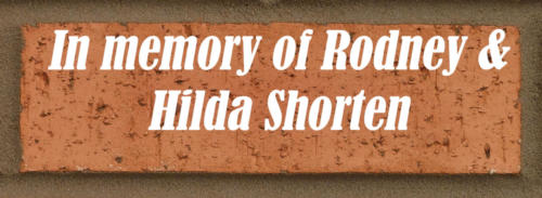 in memory of RHS